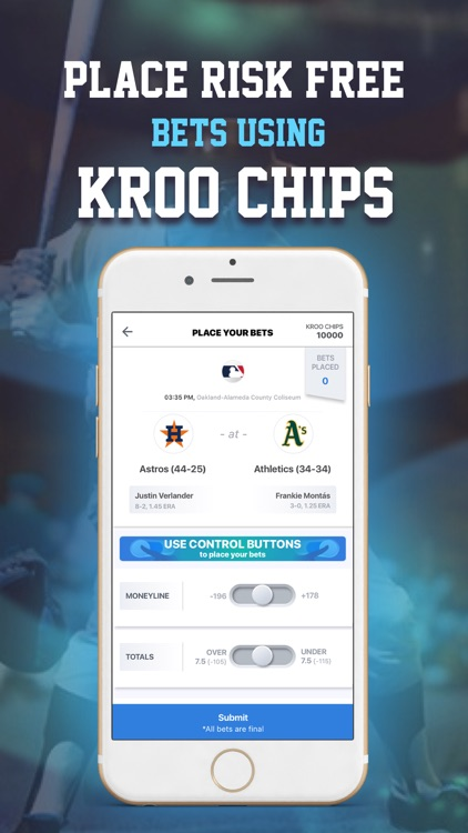 Kroo - Sports Predictions screenshot-2
