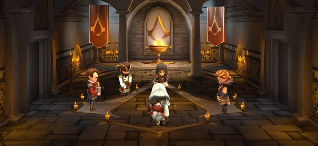 How to hack Assassin's Creed Rebellion for ios free