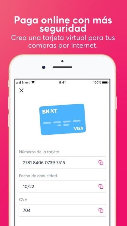 Bnext - Tu cuenta sin Banco screenshot-7