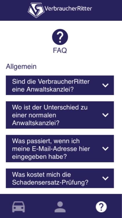VerbraucherRitter screenshot-6