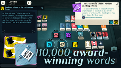 Cultist Simulator screenshot1