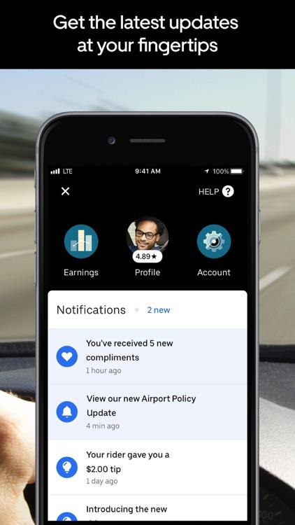 Uber Driver screenshot-3