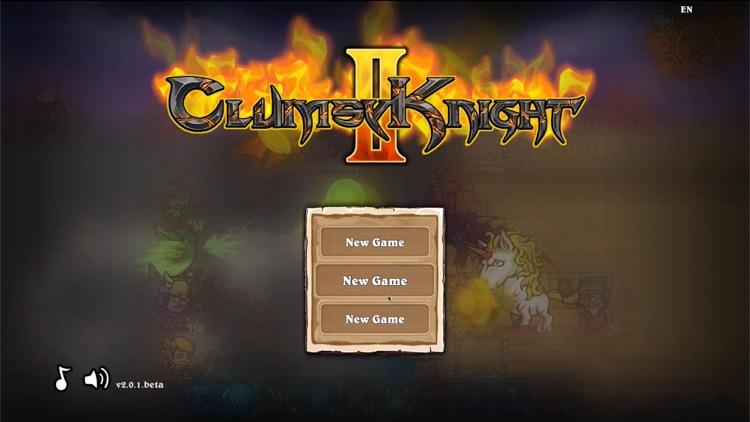 Clumsy Knight 2 screenshot-0