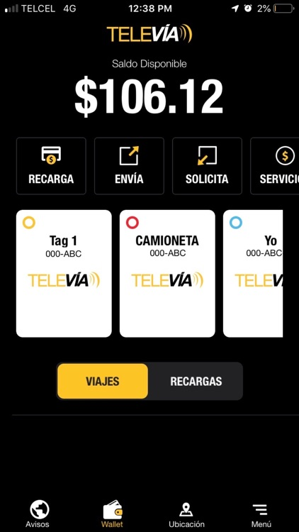 TeleVía screenshot-4