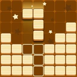Wood Block Puzzle: Board Games