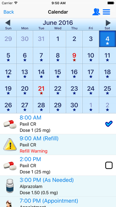Pill Reminder - All in One screenshot