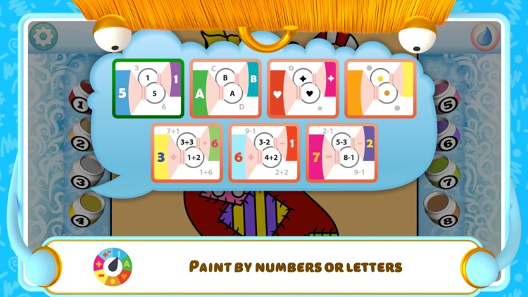 Color by Numbers - Christmas screenshot-6