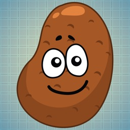 Sticker Me: Potato Emotions