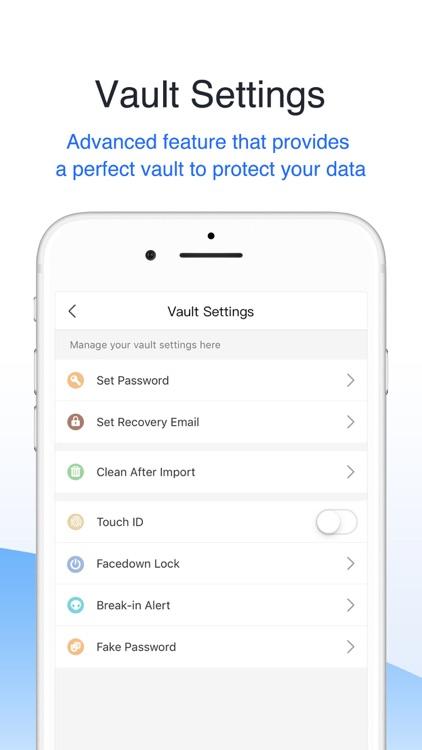 Cleaner One - Clean Storage screenshot-3