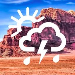نشرة الطقس الشاملة و تطبيق طقس
