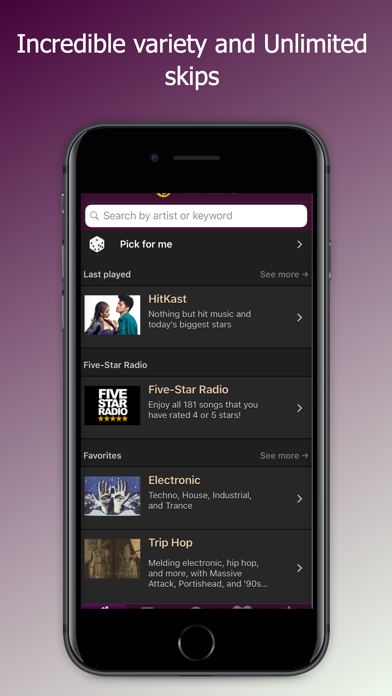 AccuRadio for Windows