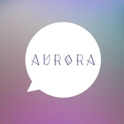 auroraチャット占い