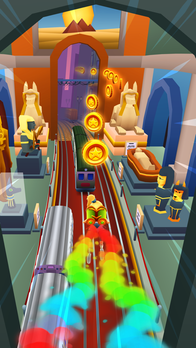 Subway Surfers für PC - Windows 10,8,7 (Deutsch