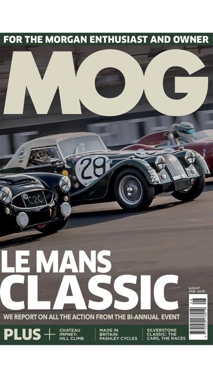 MOG Magazine. screenshot-9
