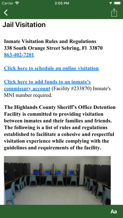 Highlands County Sheriff FL