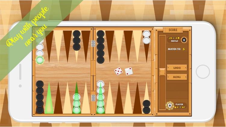Backgammon Plus Pro screenshot-4
