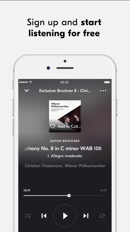 IDAGIO - Classical Music screenshot-7