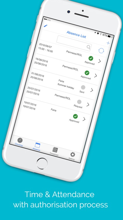 eTime Clocking & Tracking Hour screenshot-4
