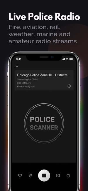 Fire & Police Scanner Radio on the App Store