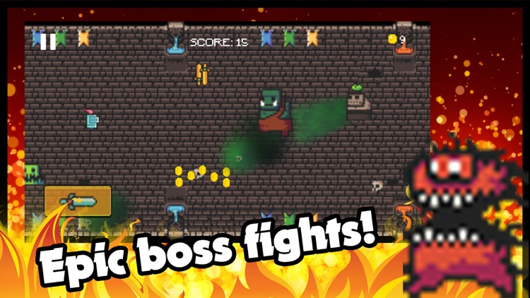 Serious Knight: Battle Legends