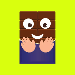 Chocolate Emojis Stickers - Stickers app