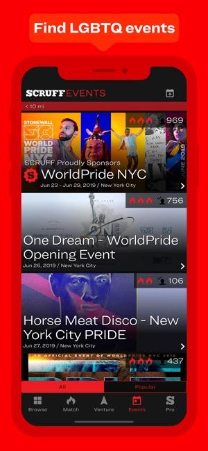 Top γκέι dating εφαρμογές iPhone