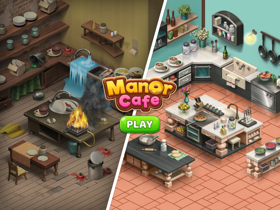 Manor Cafeのおすすめ画像9