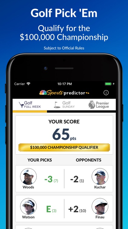 NBC Sports Predictor screenshot-7