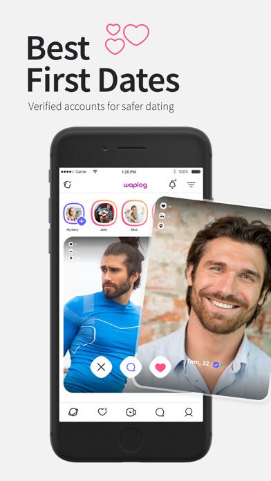 Waplog -Date. Video Chat. Meet Screenshot