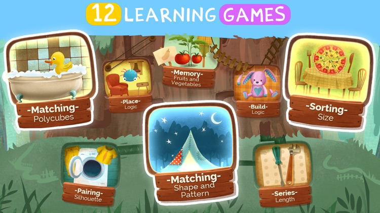 Learning games for toddlers 3+ screenshot-8