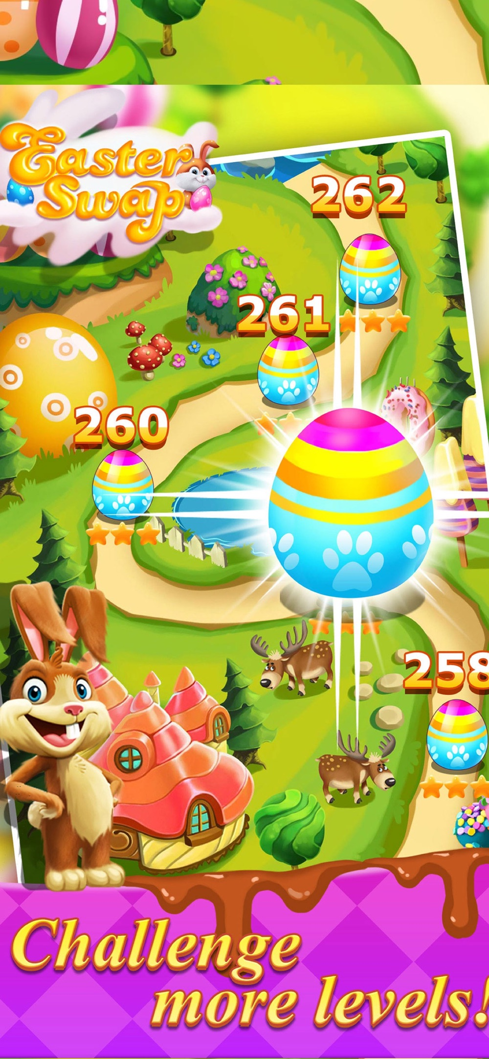 Easter Swap - Coloring Holiday hack tool