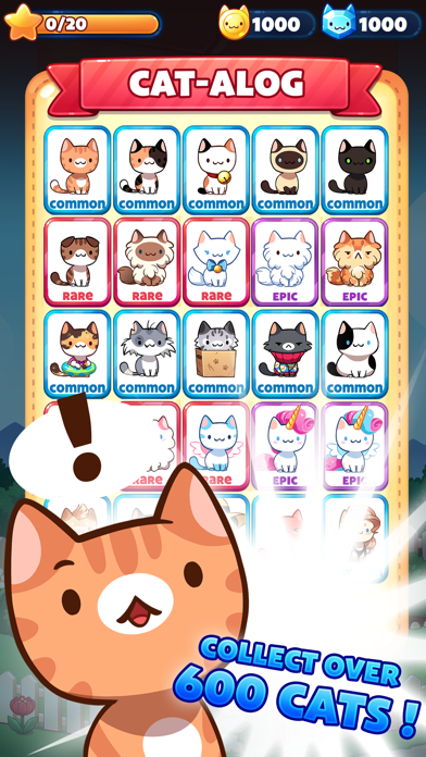 Cat Game - The Cats Collector! for pc
