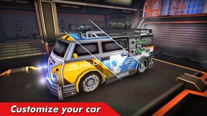 Overload: Car Shooting Racing screenshot 3