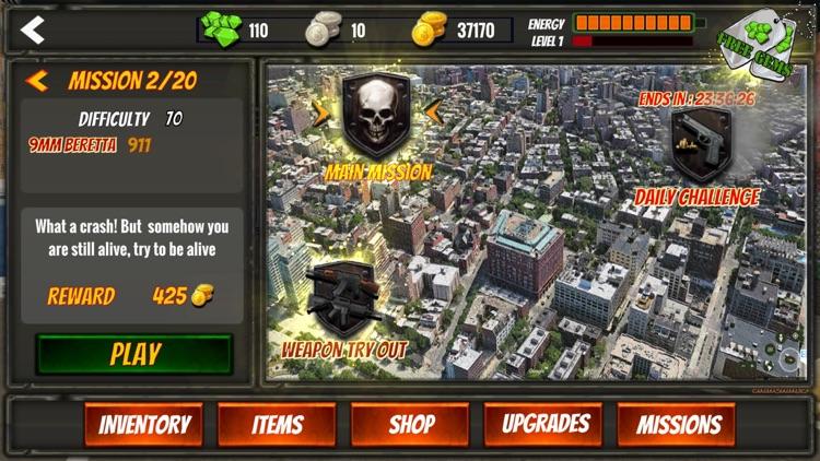 Dead Zombie Fighter Survival screenshot-9