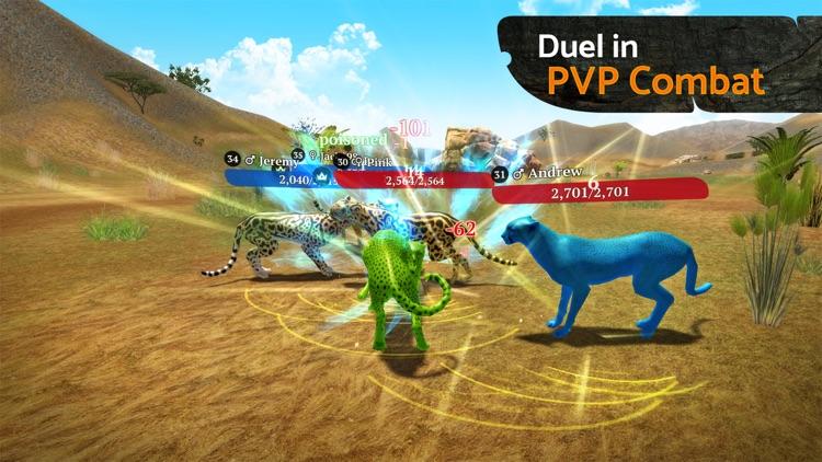 The Cheetah: RPG Simulator screenshot-3