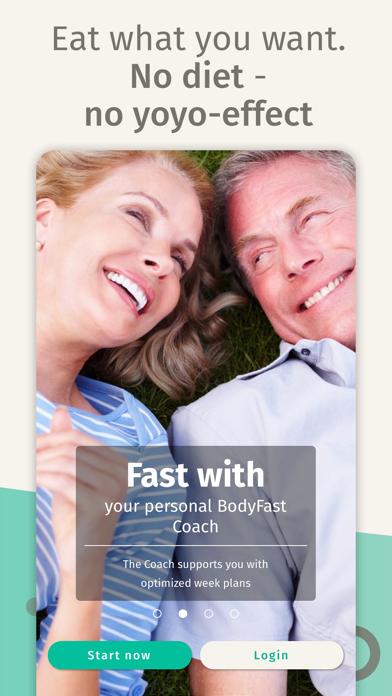 BodyFast Intermittent Fasting Screenshot