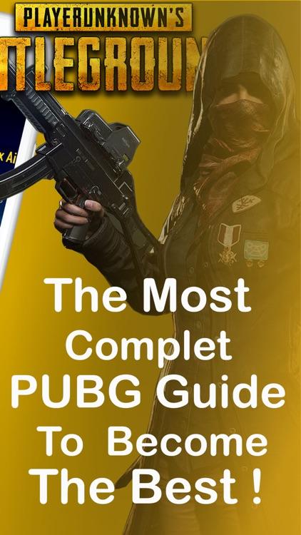 Pro PUBG Guide: MOBILE-PC-PS4