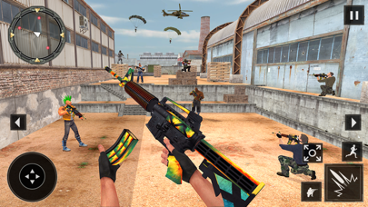 Скриншот №3 к Counter Terrorist Black Ops