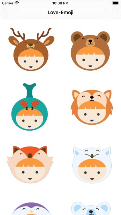 唱吧-恋爱Emoji