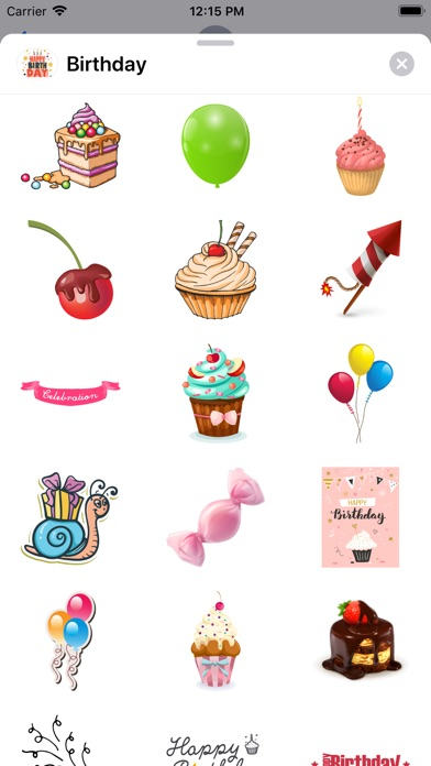 100+ Happy Birthday Wish Pack app image
