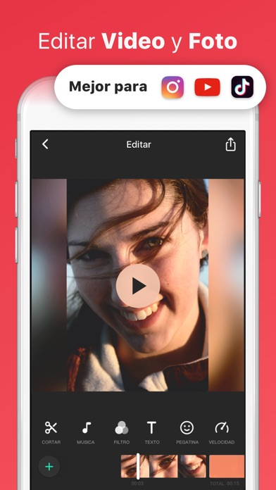 download InShot - Editor de vídeo apps 1