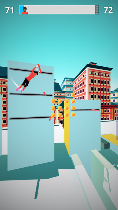 Flip Man! screenshot 1