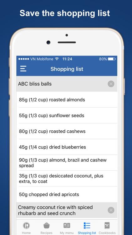 Cookbook - Cooking recipes screenshot-3