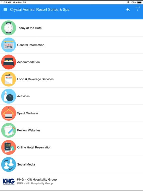 Crystal App screenshot #3