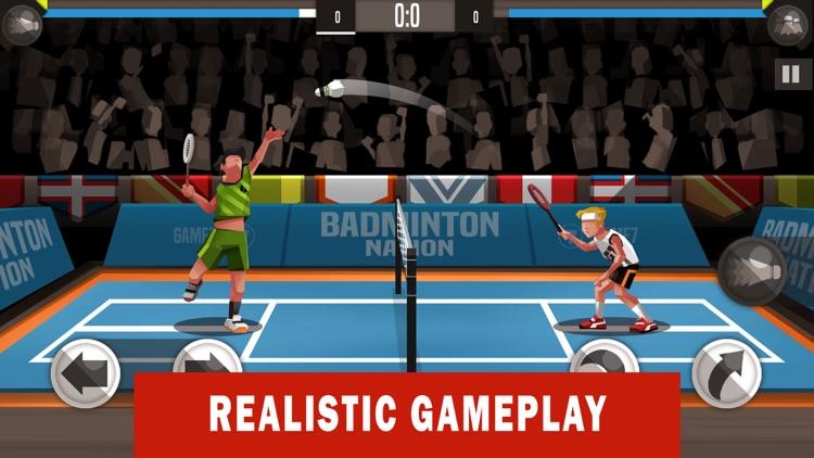 Badminton League screenshot-9