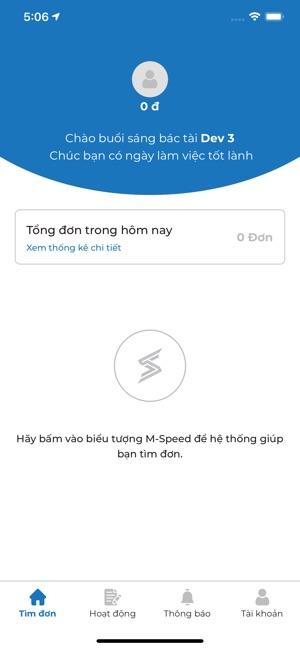 M-Speed Driver