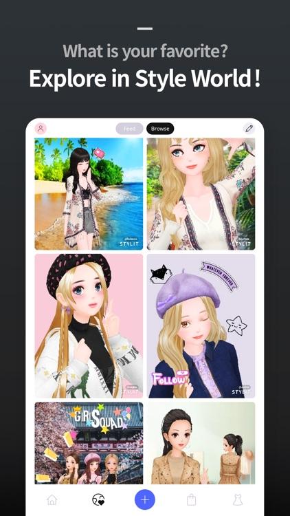 STYLIT - Dress up Game screenshot-8