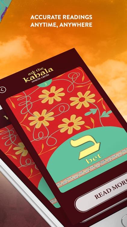 Ask the Kabala Oracle Cards screenshot-3