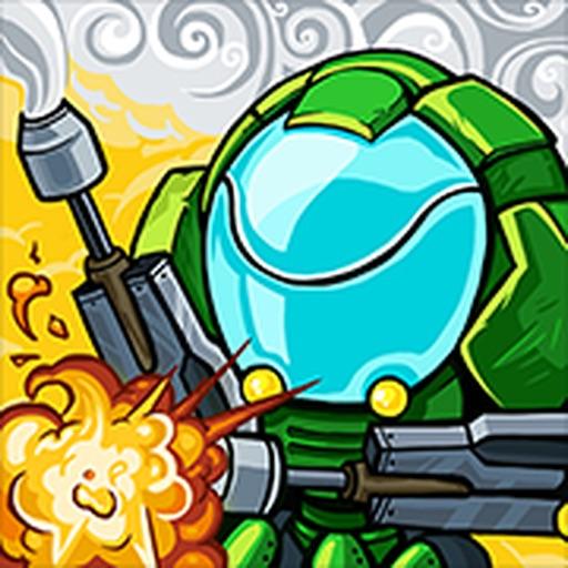 Space Defense (Alien Wars)