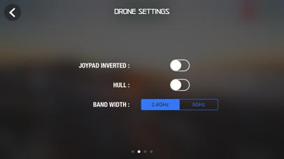 Game Controller Parrot Bebop screenshot 6